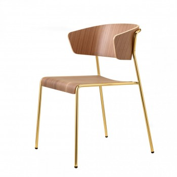 Doheny Chair Rap Wooden