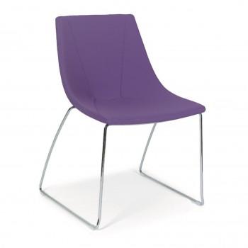 Senza Sled Chair