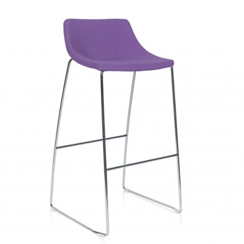 Senza Sled Stool