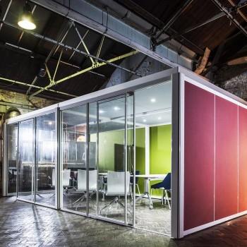 Studio Pods Rectangle