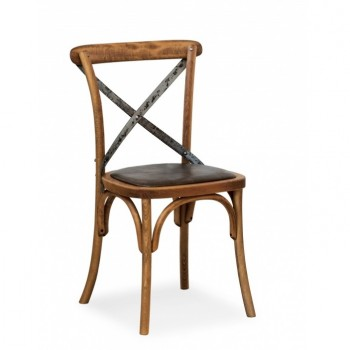EDITION Ciao/Iron Chair