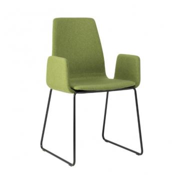 Lynwood Sled Arm Chair