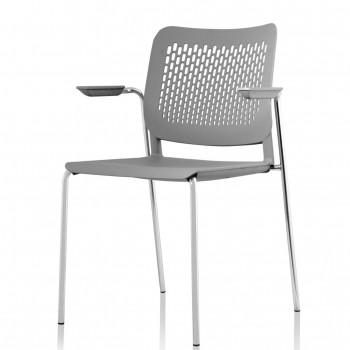 Opal Straight Arm Chair