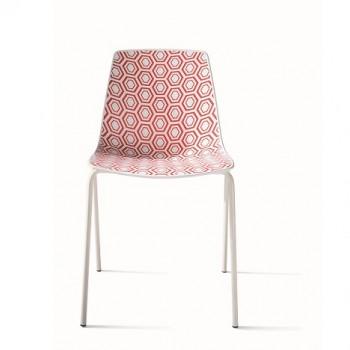 Morocco 4 Leg Chair