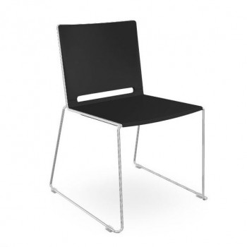 Lax Sled Side Chair