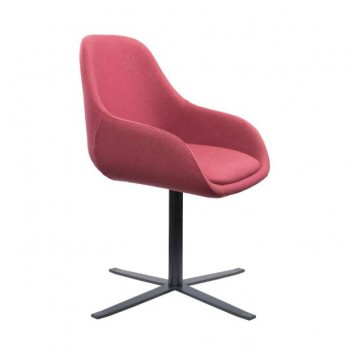 Civic 4 Star Arm Chair