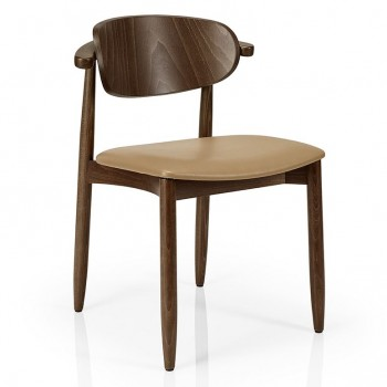 EDITION Lister Wood Side Chair