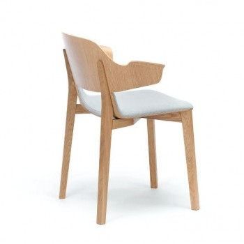 EDITION Polo Upholstered Arm Chair