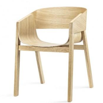 EDITION Moxy Wood Arm Chair