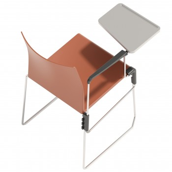 Cadet Chair With Table