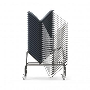 Moxy Sled Frame Chair