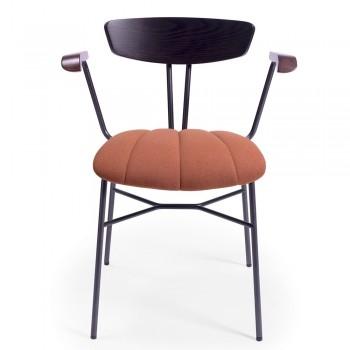 EDITION Cortez Wooden Arm Chair
