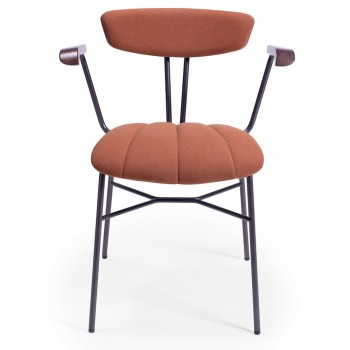 EDITION Cortez Fully Upholstered Arm Chair