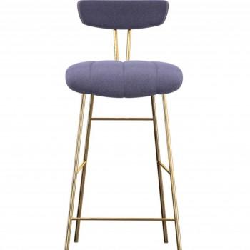 EDITION Cortez Upholstered Inner Bar Stool