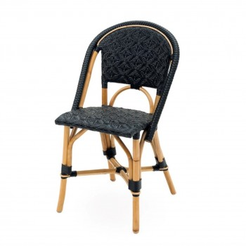Beziers Black Side Chair (Stock)