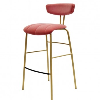 EDITION Cortez Fully Upholstered Bar Stool