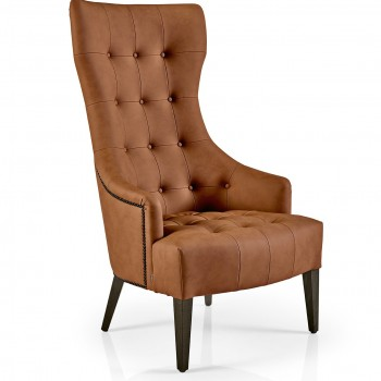 EDITION Royale High Back Lounge Chair